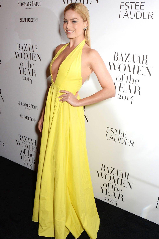 The Best Dressed At Bazaar Uk S Women Of The Year Awards Margot Robbie Style Margot Robbie Actress Margot Robbie [ 1500 x 1000 Pixel ]