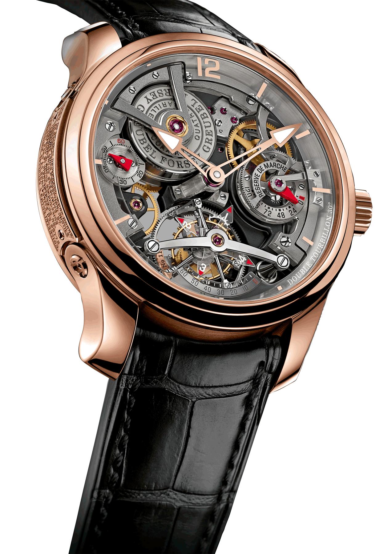 c42fcafd735 Greubel Forsey DUPLO TURBILHÃO 30º TECHNIQUE - GF02S OR5   Boutique dos  Relógios