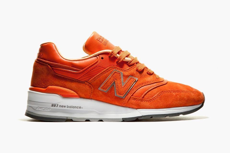Really Careful New Balance NB997 Mens  Womens Running Shoesnew balance sneakerClearance
