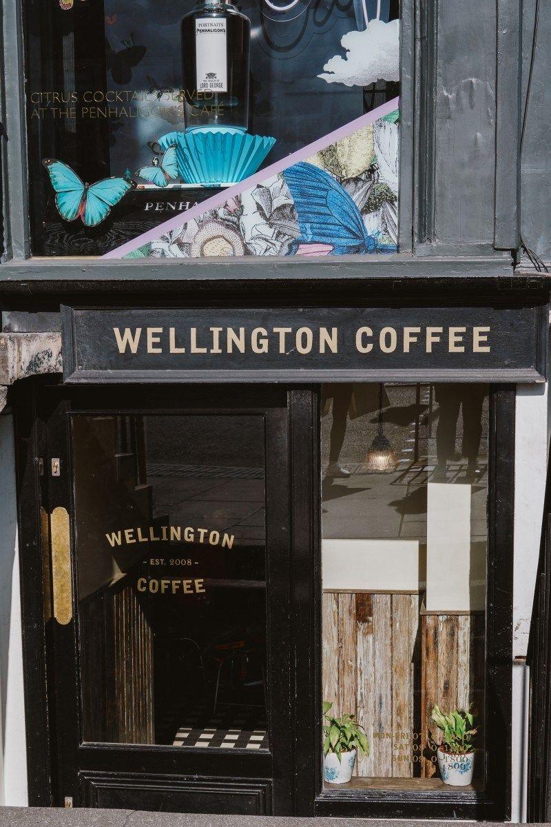 10 Edinburgh Coffee Shops Not To Miss Best Coffee Shop