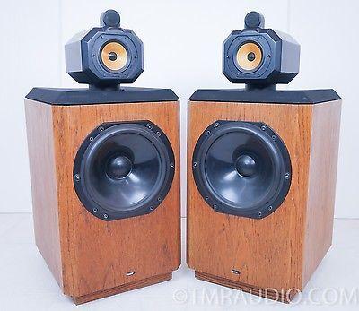 B W 801 Speakers  Vintage Bowers   Wilkins  Pair 157818e4096ed