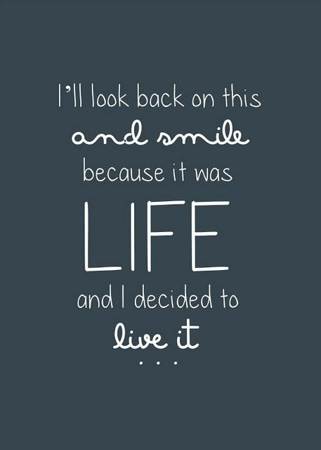 30 Ways To Live Life To The Fullest Healthyhappy Health Com Words Quotes Words Quotable Quotes