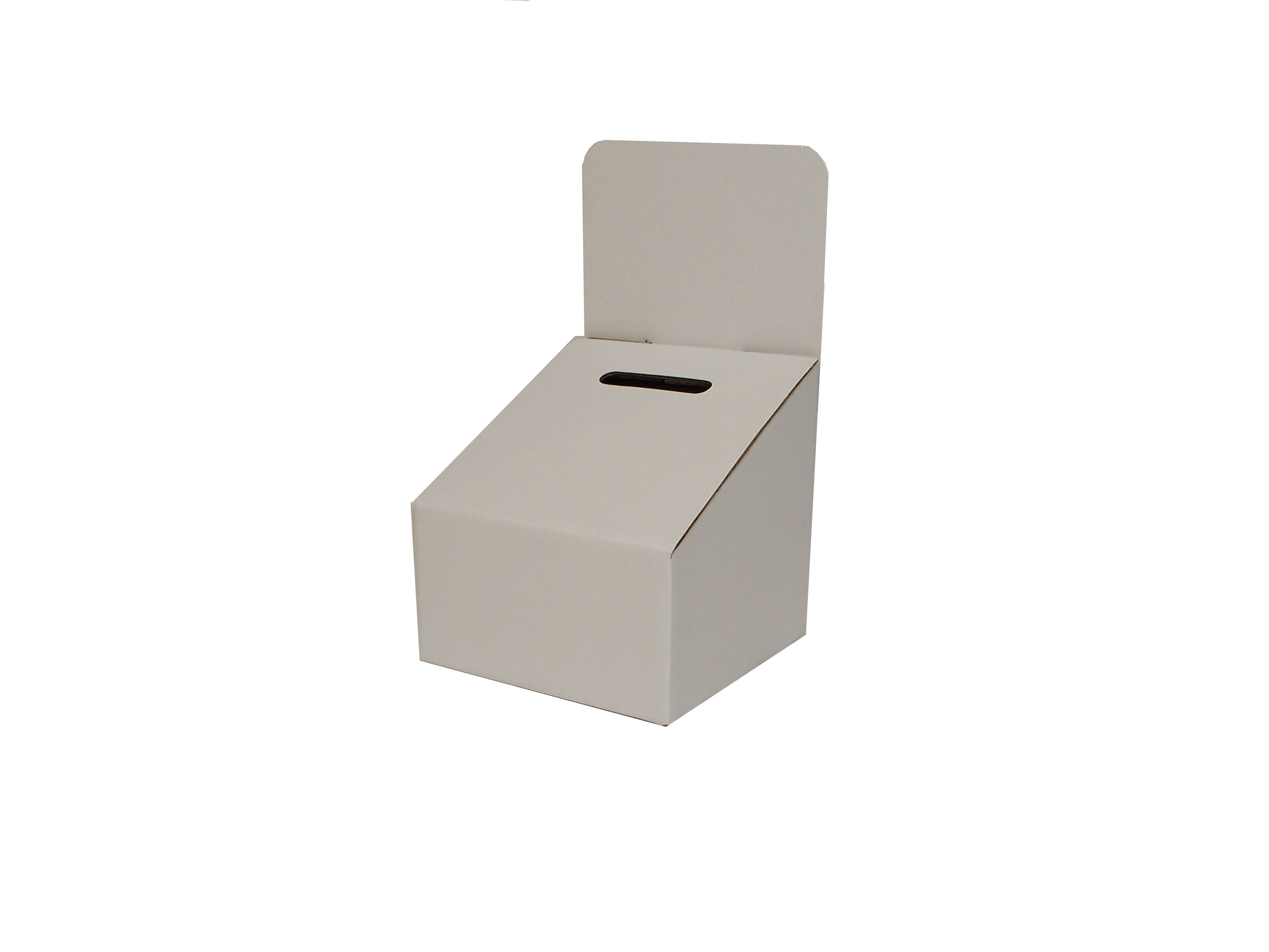 this simple ballot box is available on line in low quantities it