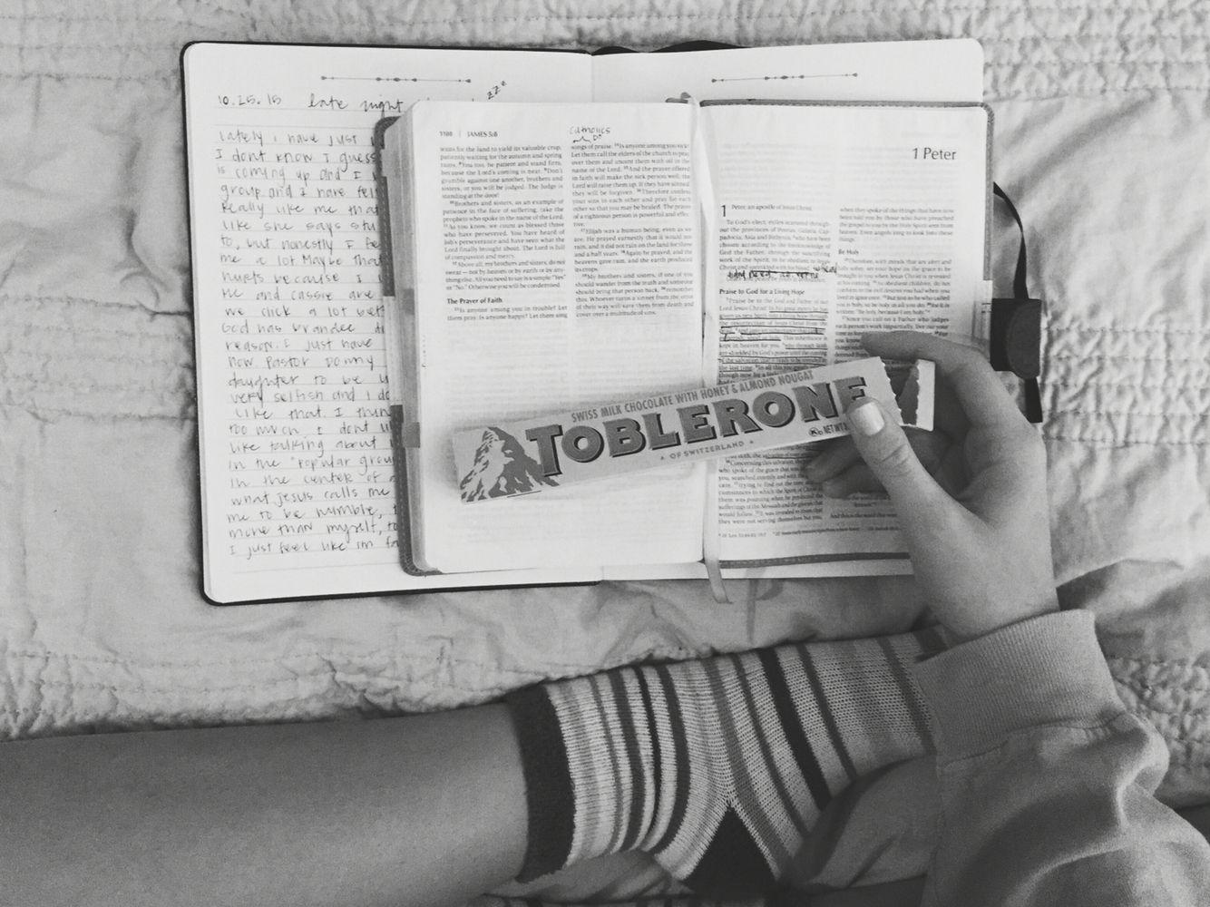 JESUS y CHOCOLATE
