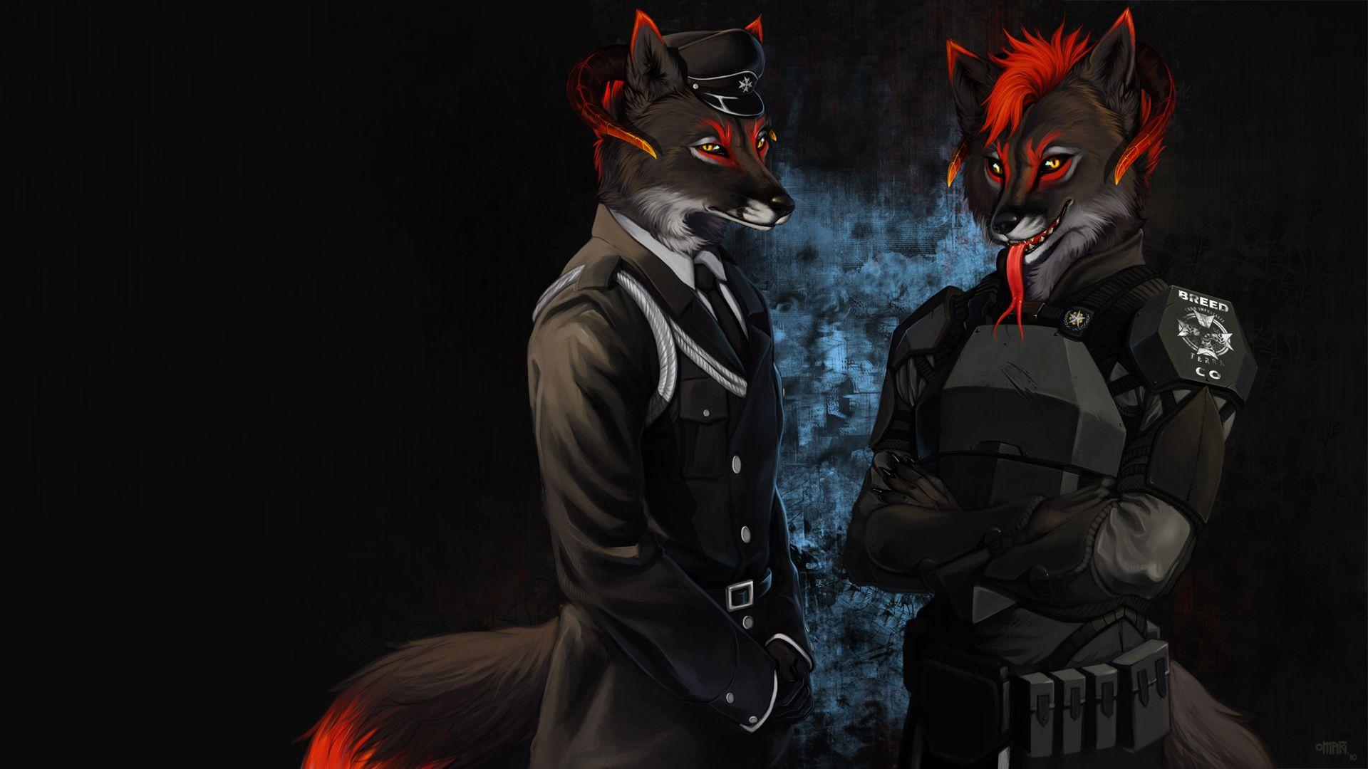 Furry Backgrounds Wallpaper