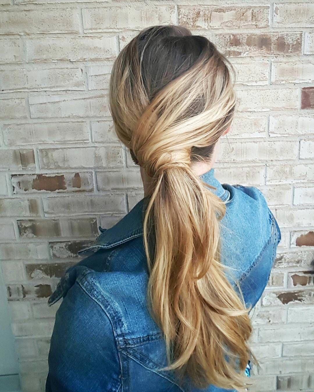 Diy Wedding Guest Hair: Stunning Long Length Hair Care #edgylonghairstyles