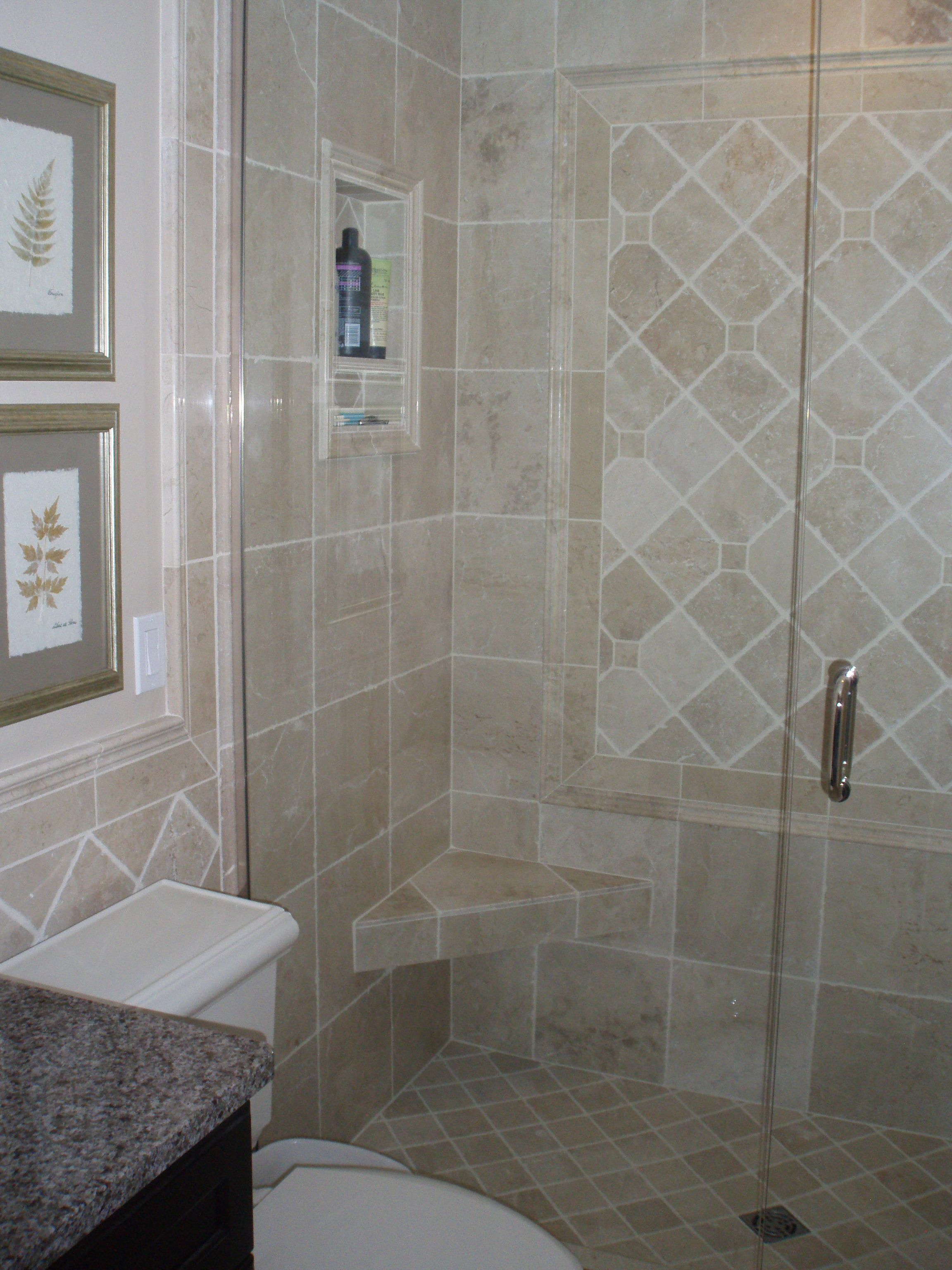 Bathroom done by hj martin and son designer annette bathrooms