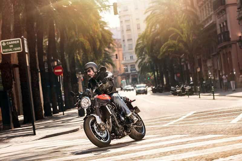 2018 Kawasaki Z900RS Kawasaki motorcycles, Kawasaki