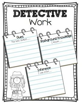 Reading Detectives Bundle: Mystery, Inferences, and