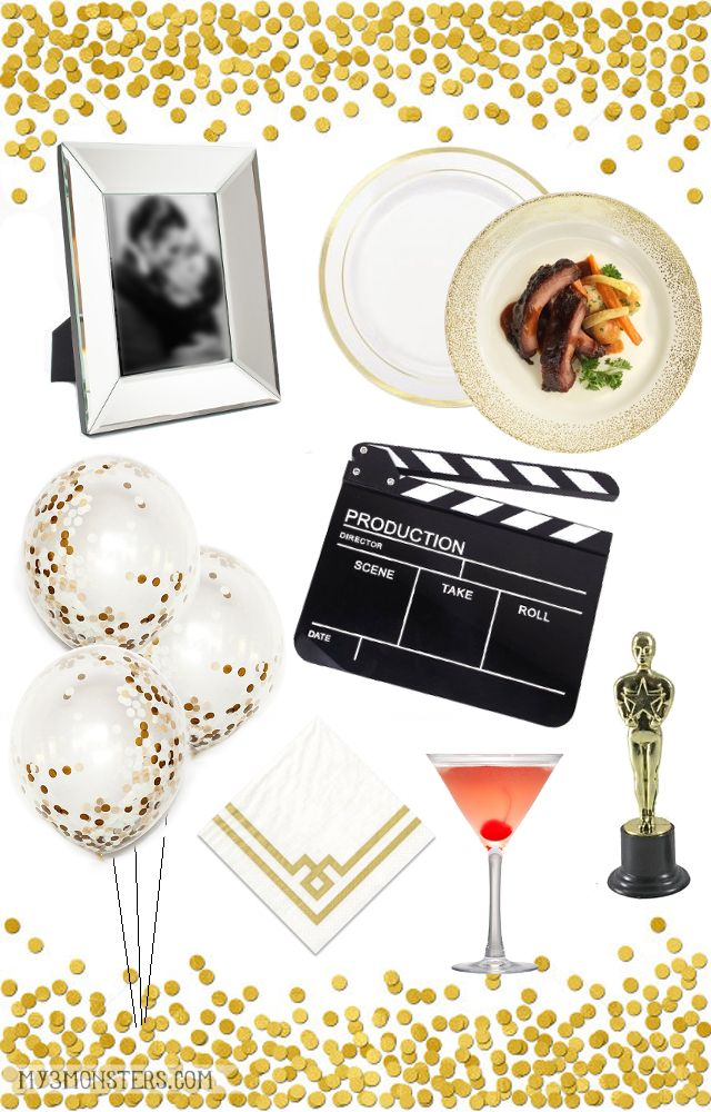 How to Host an Epic Movie Awards Party