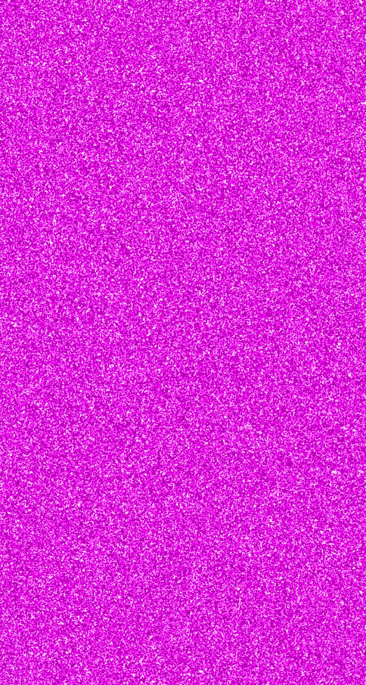 Lilac Purple Glitter Sparkle Glow Phone Wallpaper