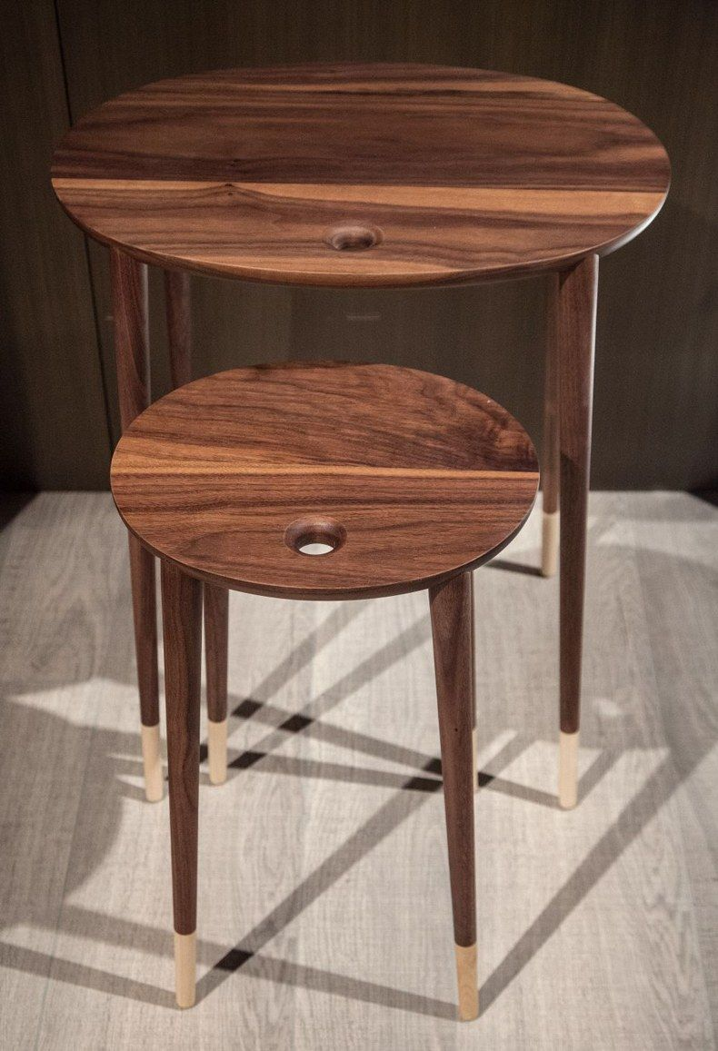 Rogers Nest Side Table | The Best Wood Furniture