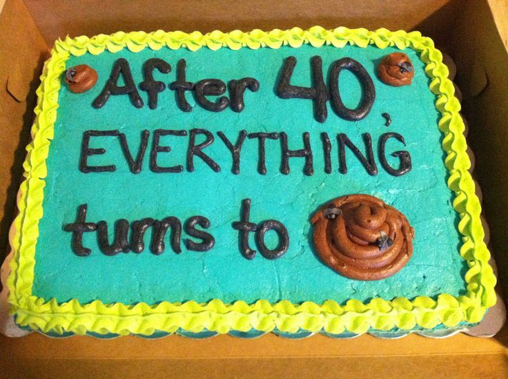 Image Result For Over The Hill Cake Decorating Ideas