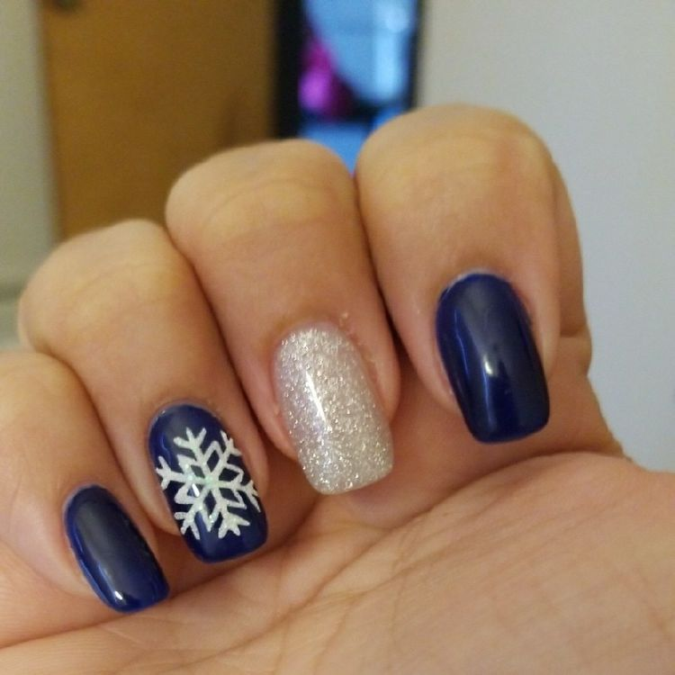64 Winter Nail Colors Worthy Of A Snow White Queen Nail Colors