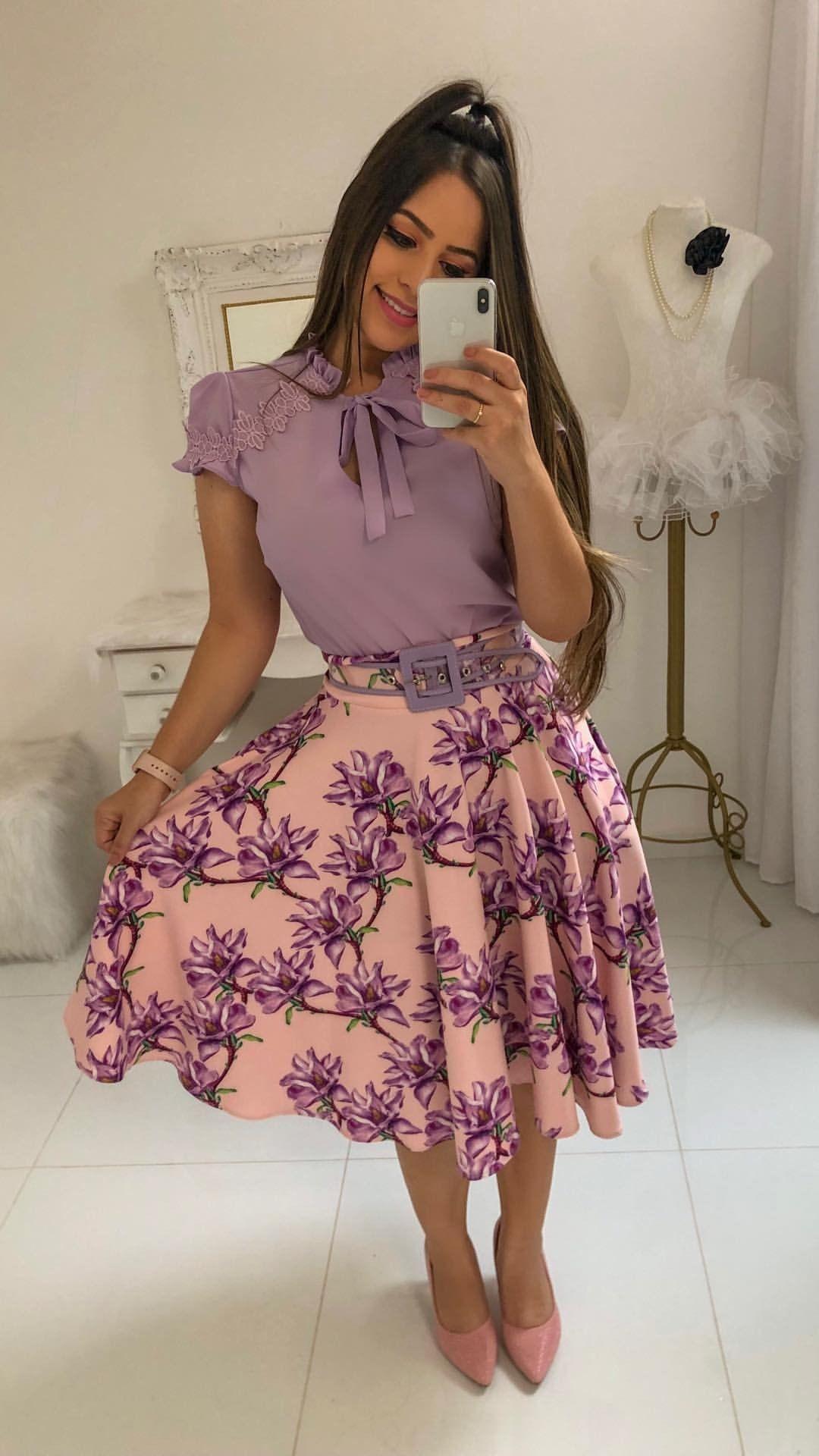 b0882dd05 mustachestore #dress #vestido #estampa #lindo #rosas #flores #floral ...