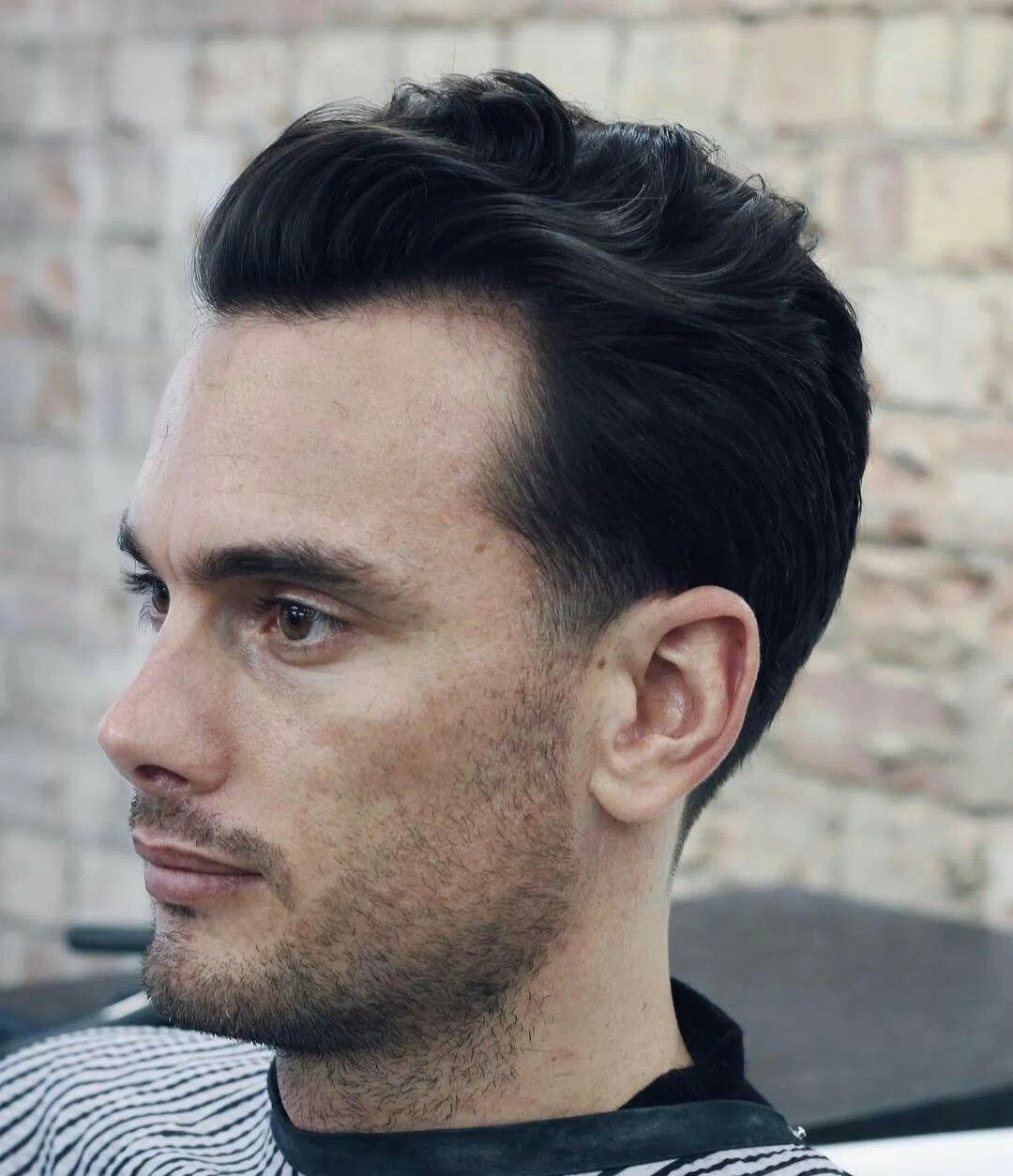 Slicked back hairstyles | Mens hairstyles, Cool hairstyles for men, Summer hairstyles
