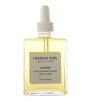 French Girl Organics - Lumiere Rose Argan Body Oil - 2 oz