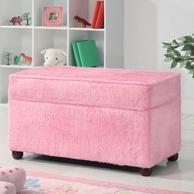 Coaster Fine Furniture Pink Indoor Entryway Bench 460451