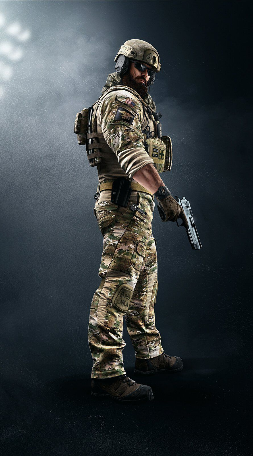 blackbeard #R6 | Oyun dünyası, Video oyunları, Askeri