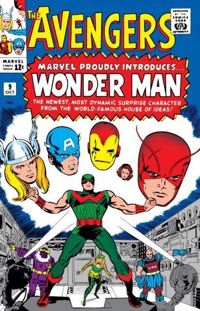 The Avengers (Volume) - Comic Vine __ XLII __