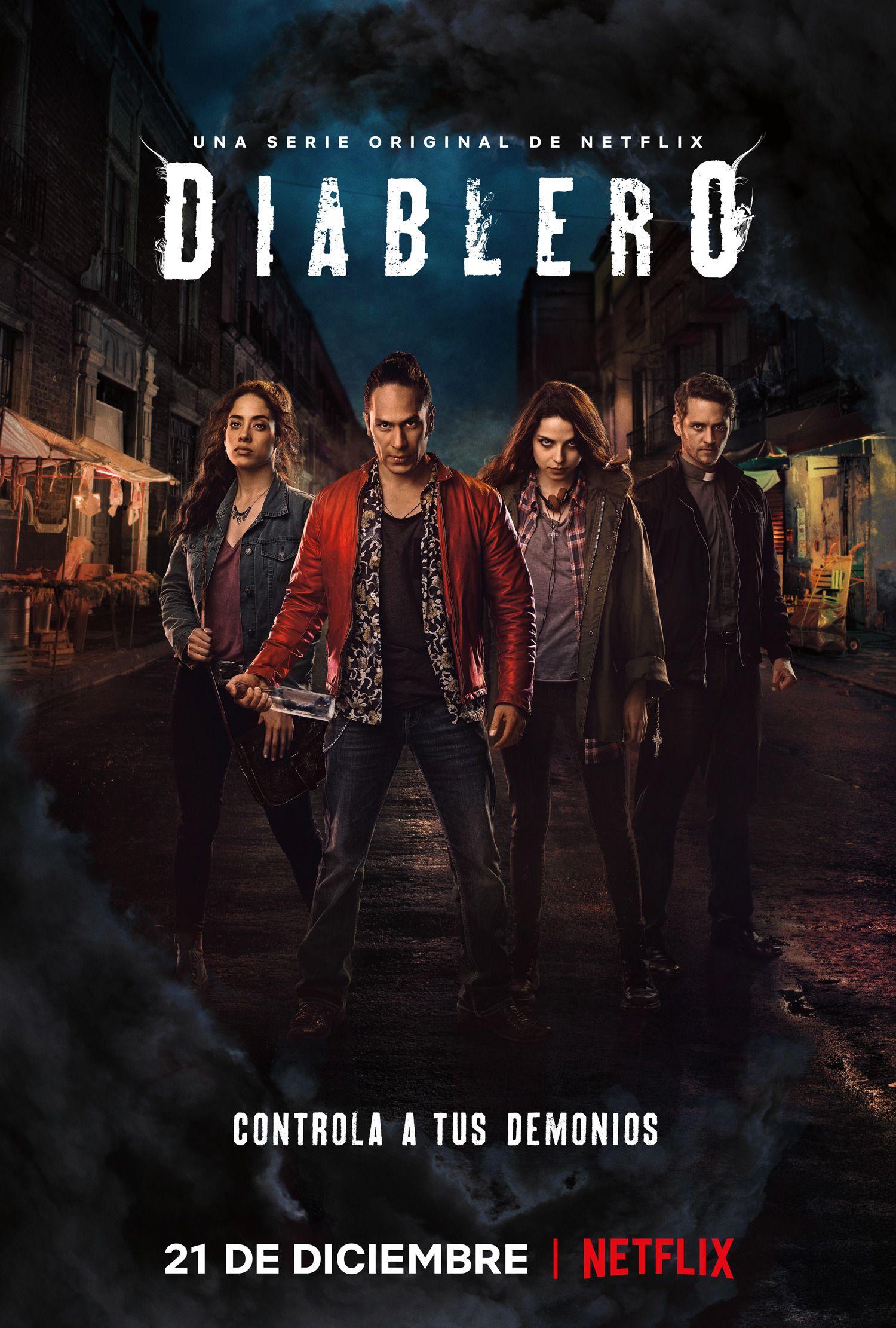 Diablero Tv Series In 2019 Pinterest Movie Tv Tv Series And