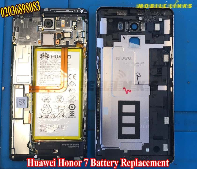 Huawei Honor 7 Battery Replacement Repair | Cool Stuffs