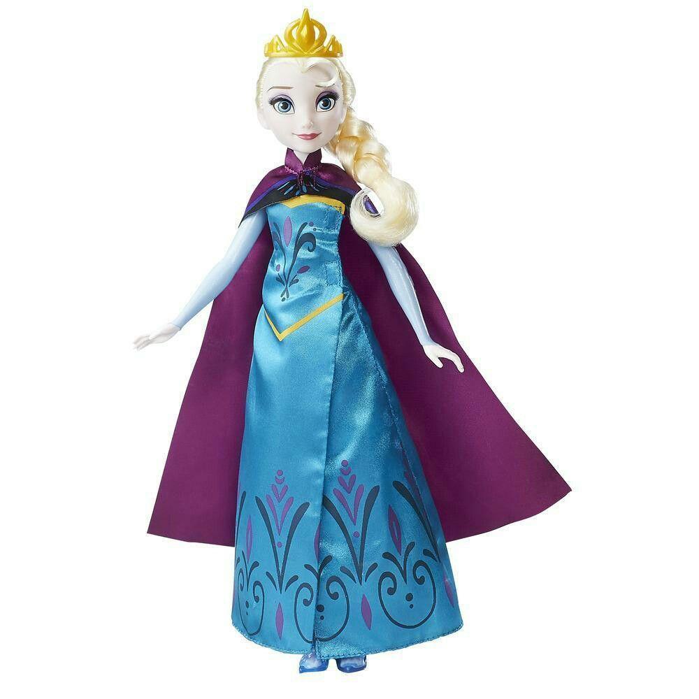 Hasbro Coronation Elsa Frozen Doll Munecas De Las Princesas De Disney Munecas De Frozen Muneca Elsa