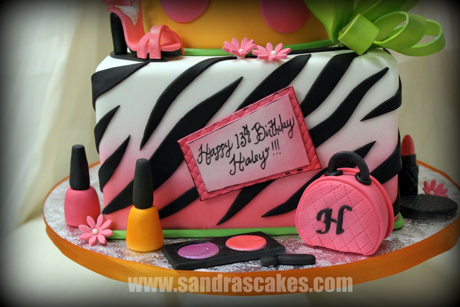 13th Birthday Cake Ideas For Girls