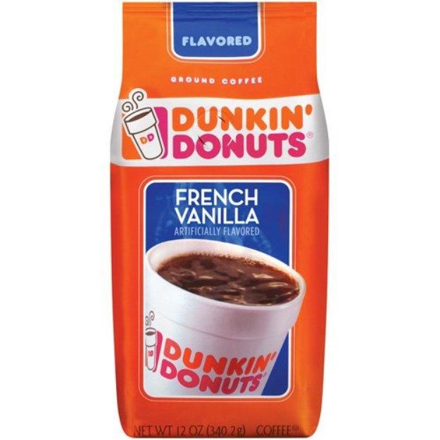 I'm learning all about Dunkin' Donuts Coffee Ground French
