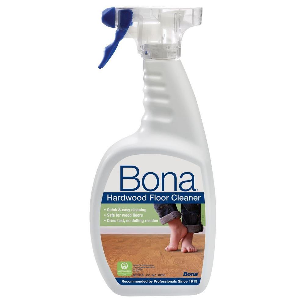 Is Bona Hardwood Floor Cleaner Safe For