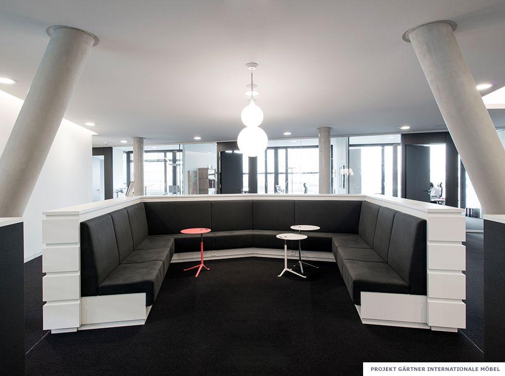 Gaertner Internationale #Moebel #Projekt #Kanzlei #Lounge ...