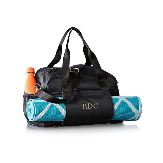 bb5116b8f976 Nylon Gym Bag  makeyourmark