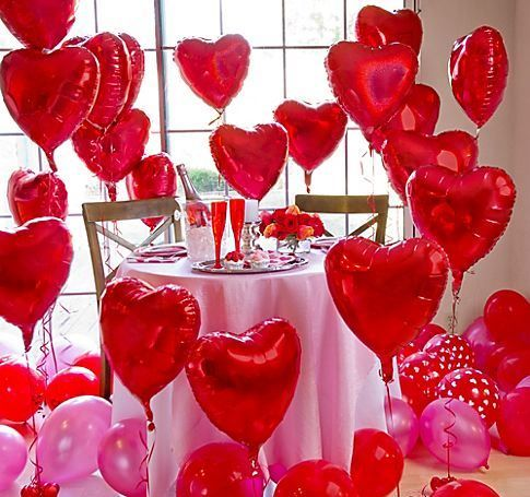 Valentines Day Party Theme