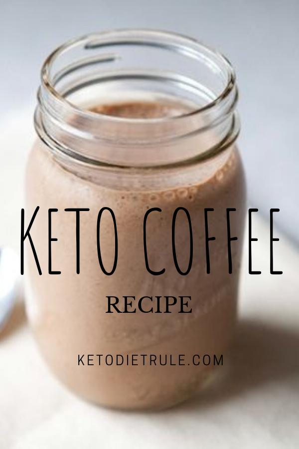 Bulletproof Coffee (Keto Coffee   Recipe   Keto coffee ...