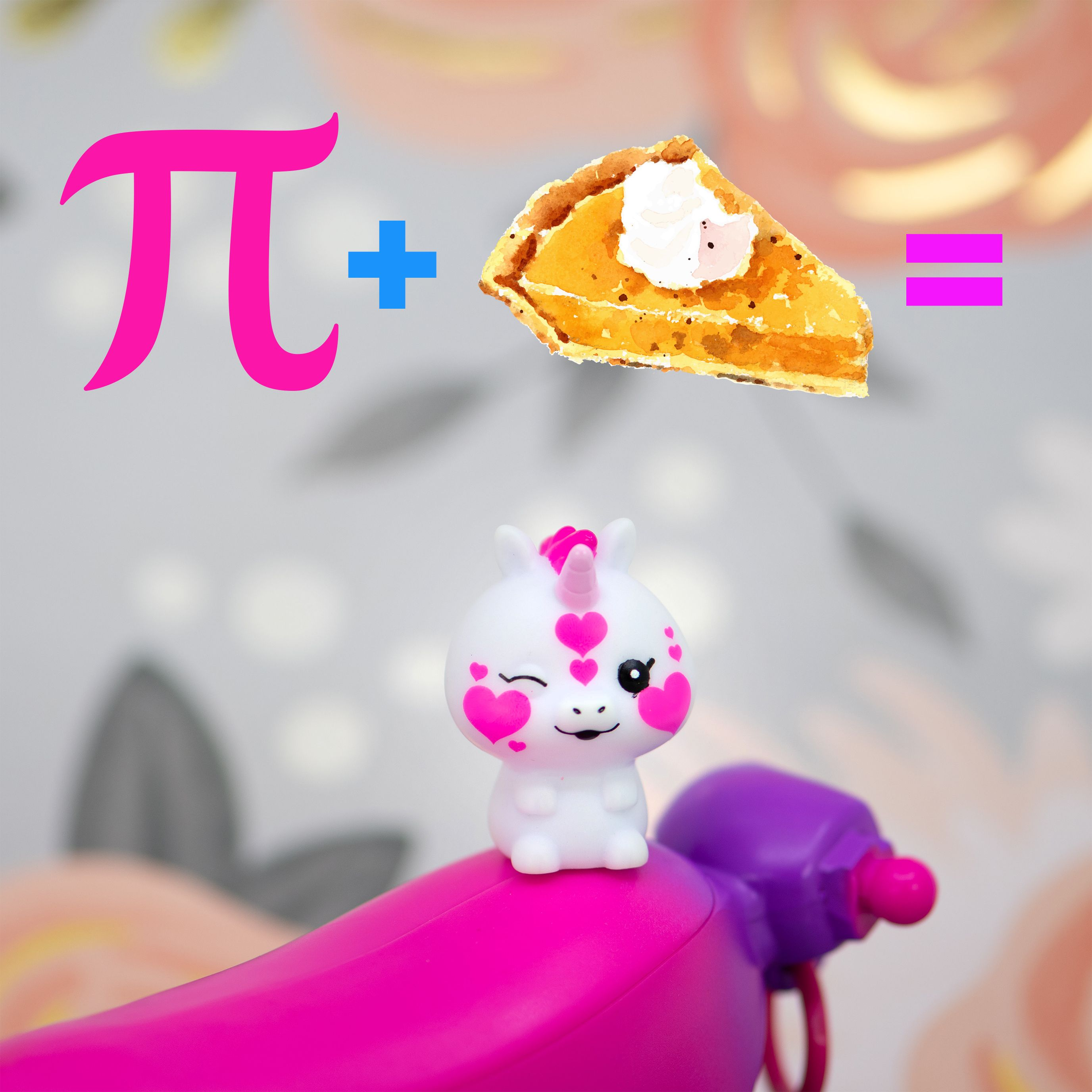 Happy Pi Day Princess Pi Unicorn