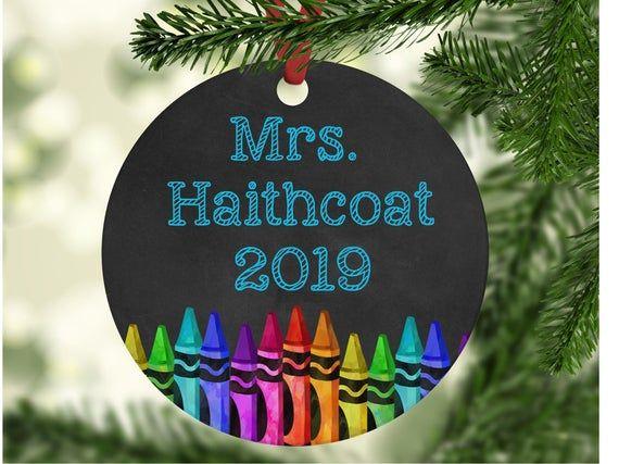 Teacher gift, teacher ornament, gift for school, principal gift , christmas ornament, thank you gift, education gift, gift for paras
