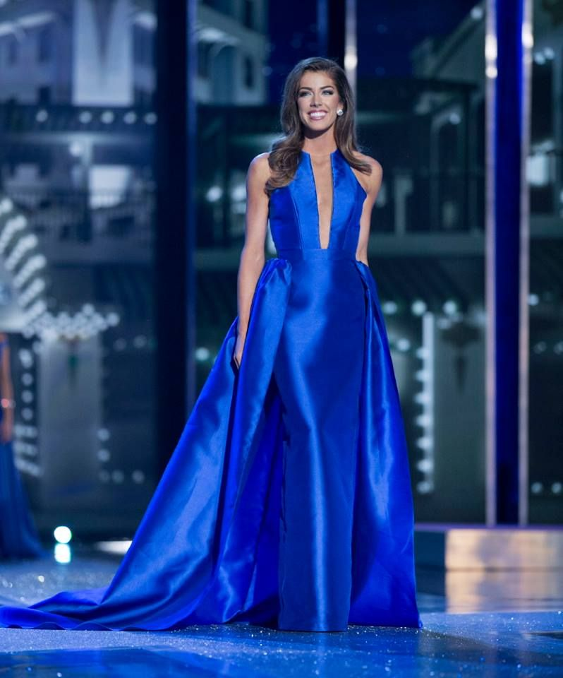 Top 10 Evening Gowns At Miss America 2016 Pageant Gowns Gowns