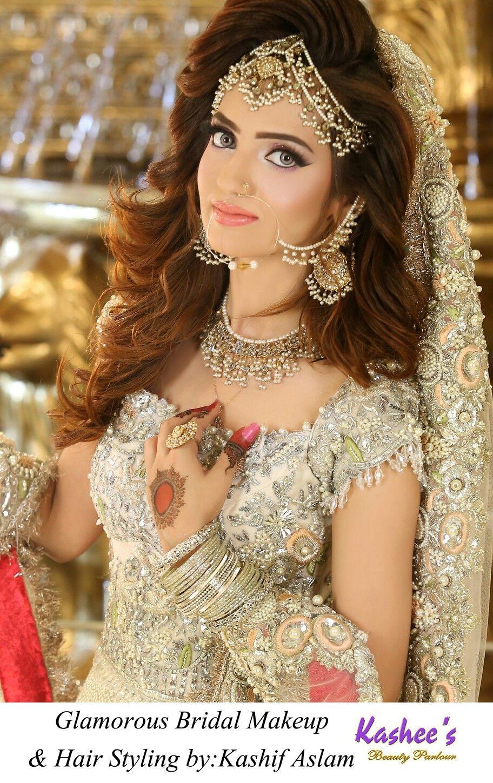 Kashee S Beauty Parlour Pakistani Bridal Makeup Bridal Pakistani Bridal Hairstyles