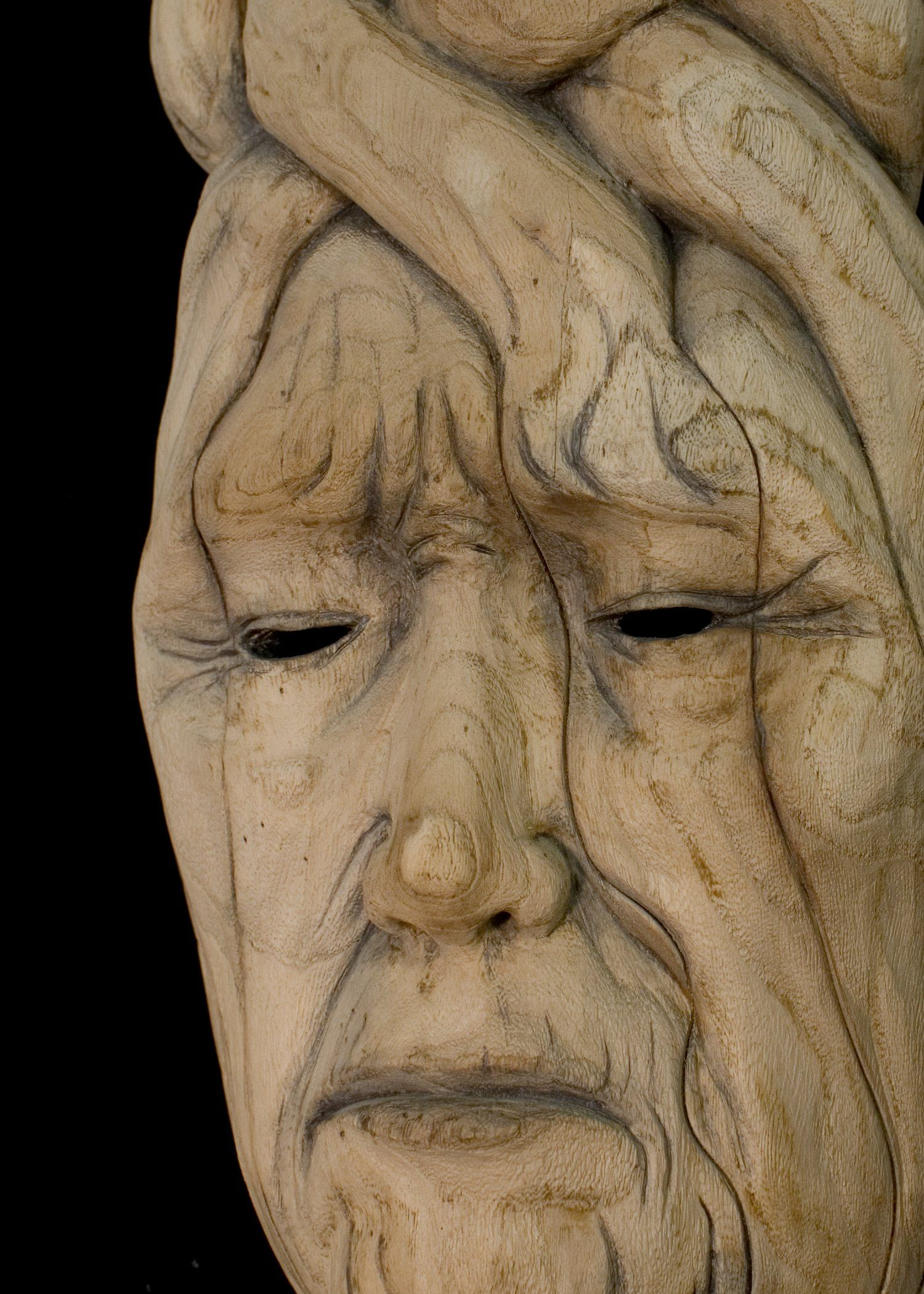 Beautiful wood carving skulpturen holz und