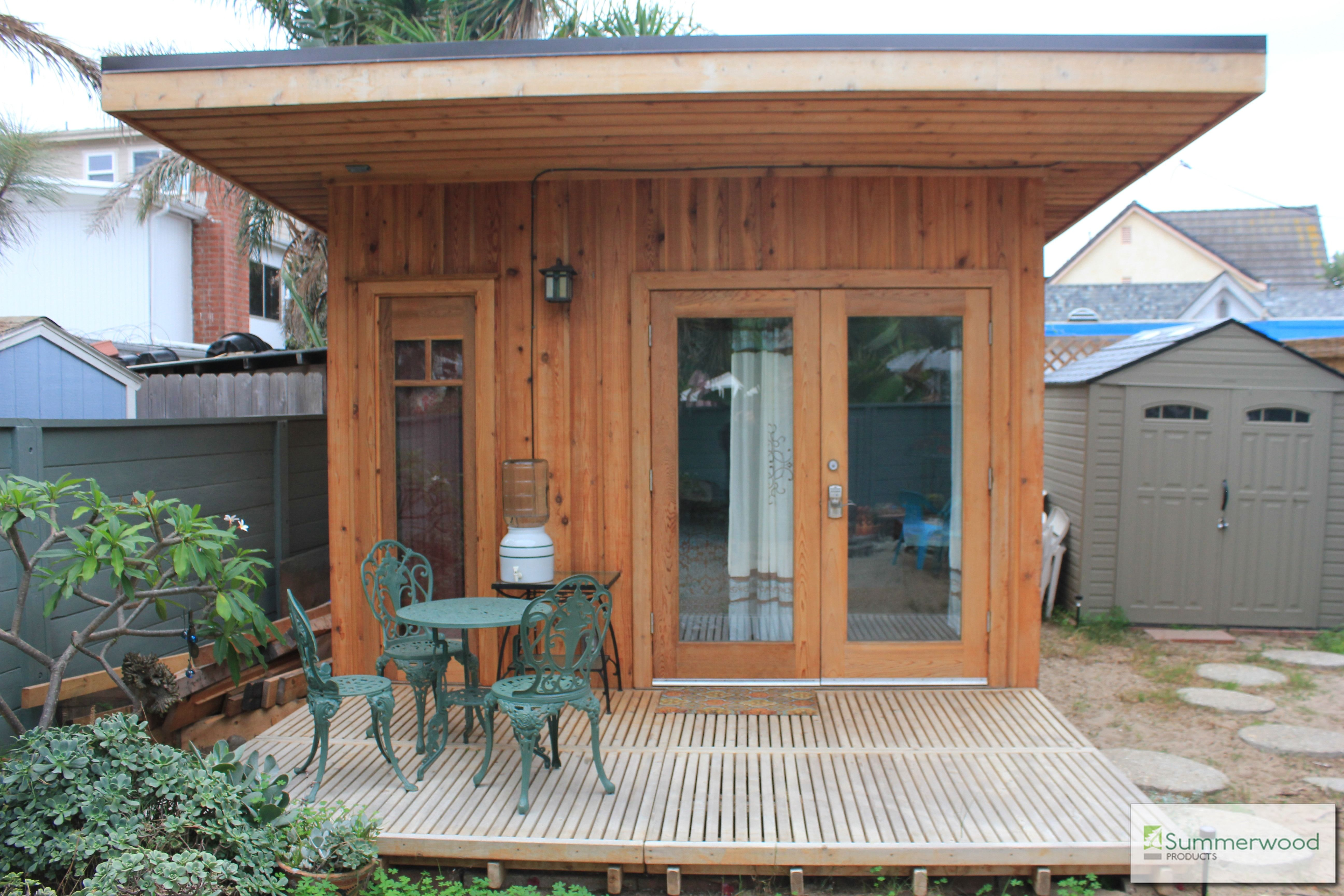 tiny backyard home office. Our Modern Design Of Urban Studio Can Double As A Guest House And Home Office. Click This Image To See More Size Options! Tiny Backyard Office