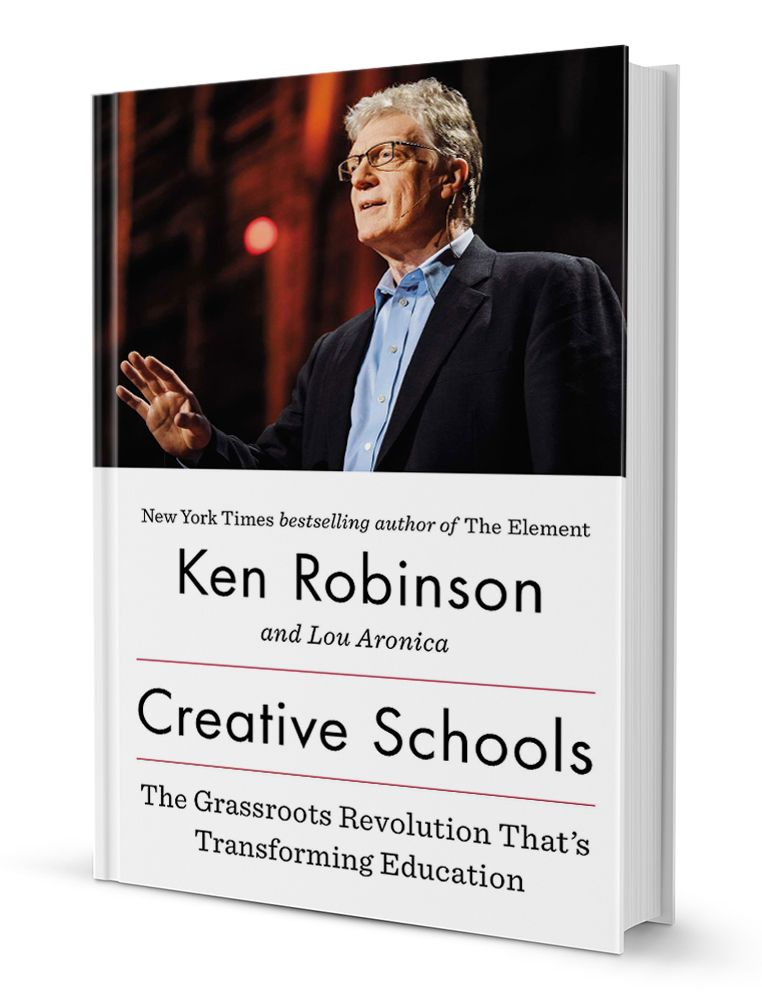 How to really change education — excerpt from Sir Ken Robinson's new book http://www.washingtonpost.com/blogs/answer-sheet/wp/2015/04/21/how-to-really-change-education-excerpt-from-sir-ken-robinsons-new-book/