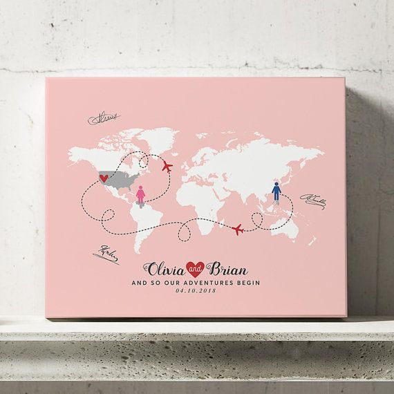 Map wedding guest book alternative map world map guest book map wedding guest map wedding guest book alternative map world map guest book map gumiabroncs Image collections