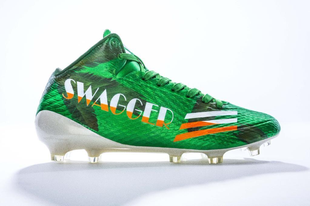 adidas Unveils Custom Cleats to