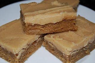 ~ peanut butter sheet cake ~