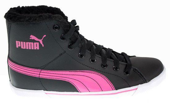 Buty Puma Benecio Mid Winter Puma Shoes Puma Sneaker