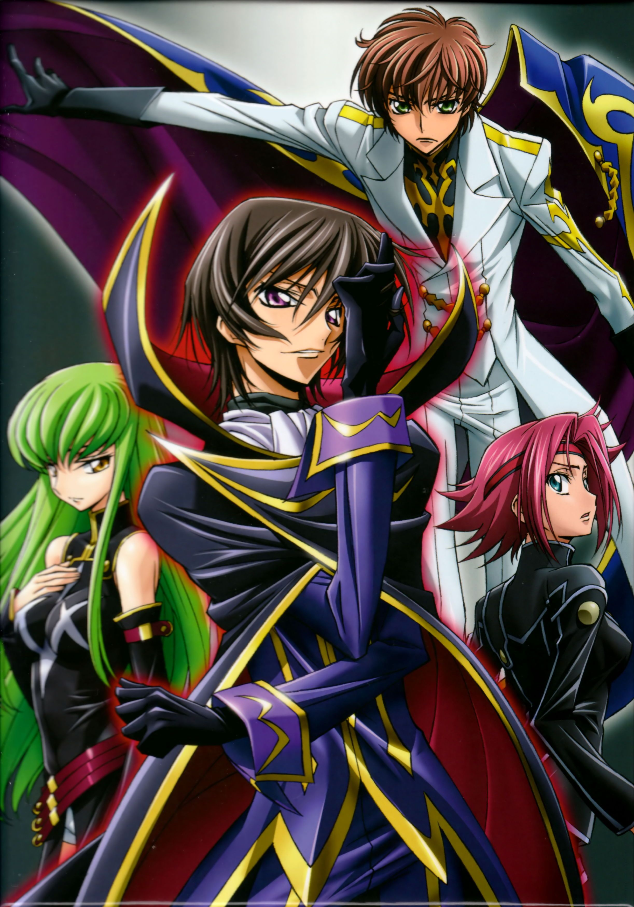 The 50 Best Anime Series On Netflix Right Now Update Freak In 2020 Code Geass Wallpaper Best Anime Shows Good Anime Series