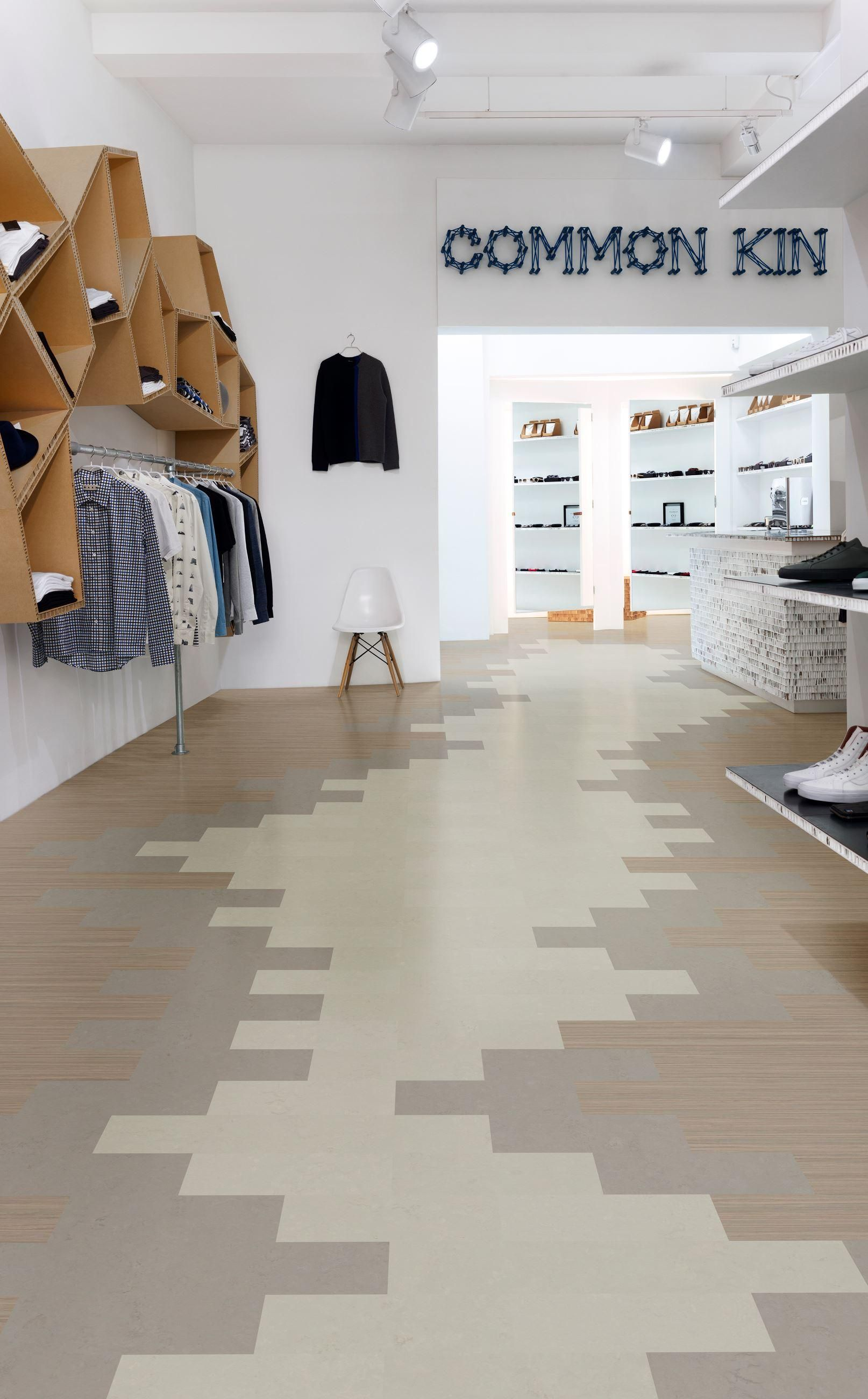 Marmoleum Modular By Forbo Flooring Systems Archello Marmoleum Floor Pattern Design Floor Design