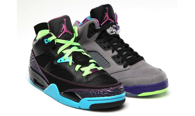 "on sale d7a5d 56ee1 Air Jordan Son of Mars ""Fresh Prince of Bel-Air"" (black ..."