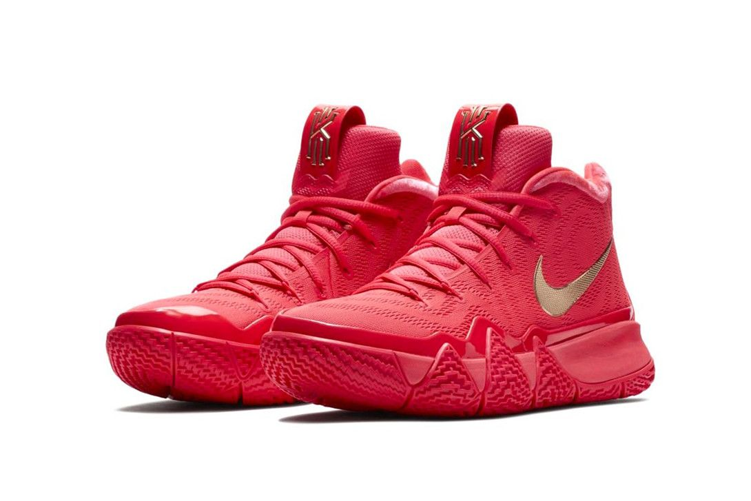 7336c4e1d0fb Nike Kyrie 4 Red Carpet FB Messenger kyrie irving nike basketball 2018 may Irving  Shoes