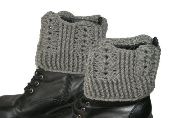 Puños de bota para mujer, tallas grandes de arranque puños, puños de ...